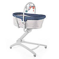 Кресло-качалка Chicco, Baby Hug 4 в 1, 0+