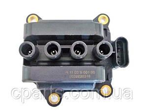 Катушка зажигания Renault Sandero 2 1.2 16V (Bosch 0986221046)(высокое качество)