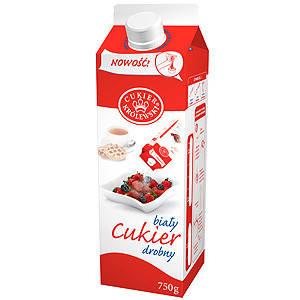 Сахар с дозатором и меркой Cukier Królewski - 0,75кг