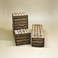 Короб для хранения Неаполь капучино В35хД30хШ70см
