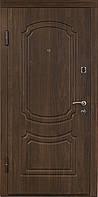 Бронированная дверь ПО-01-В Вишня Дымчатая (960) L ВИНОРИТ