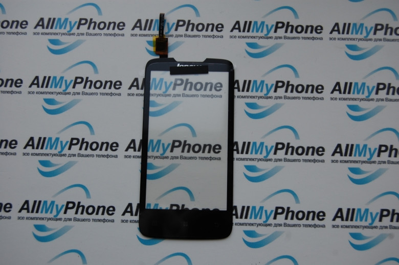 Сенсорный экран для Lenovo A820 Black