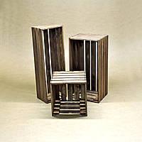 Короб для хранения Неаполь капучино В35хД40хШ50см