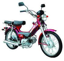 Запчасти на китайские мопеды 70-125 cc (Delta, Alpha, Active, Viper)