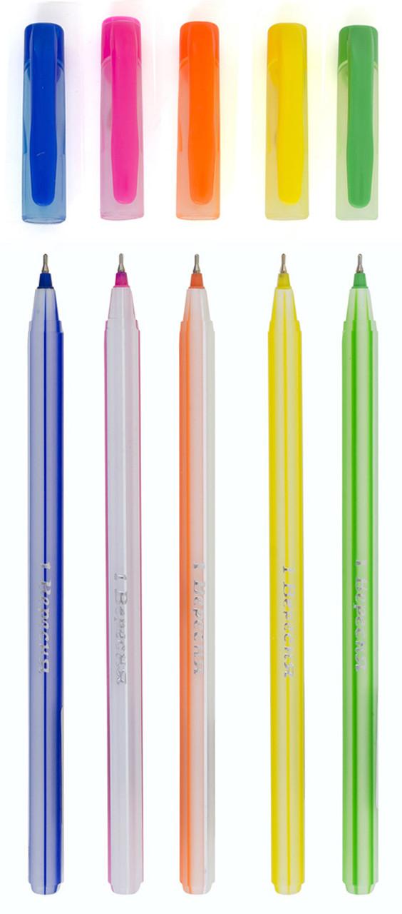 "Ручка шар/масл ""Candy"" синяя"