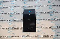 Задняя панель корпуса для Sony D2302 Xperia M2 Dual, D2303 Xperia M2, D2305 Xperia M2, D2306 Xperia M2 Black