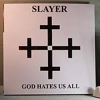 CD диск Slayer - God Hates Us All