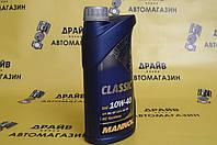 Масло моторное полусинтетика MANNOL Classic10W40 SL/CF 1 л.