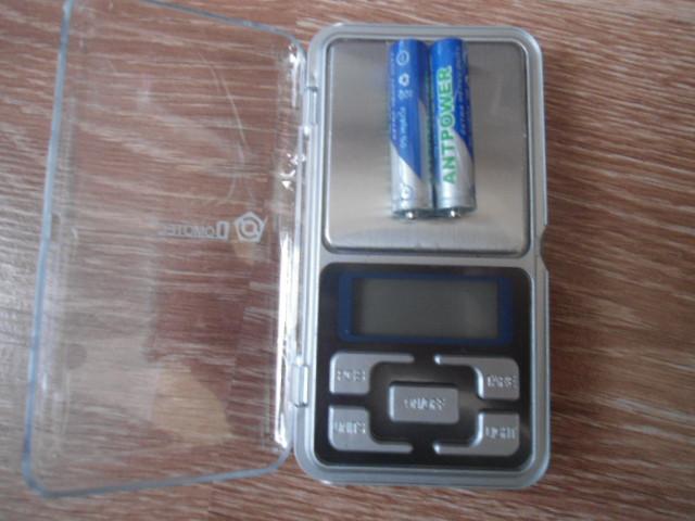 Ваги ювелірні електронні високоточні кишенькові 0,01 100г сбатарейкамі точні ваги