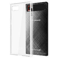 Прозрачный чехол Imak для  Lenovo K920 (VIBE Z2 Pro)