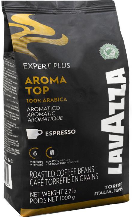 Кофе в зернах Lavazza Expert Aroma Top 100% Arabica 1кг