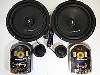 Автоакустика Megavox MJW-SP683 компонентные динамики 16см 380Вт