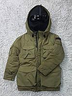 Куртка с очками для мальчика Airiders 2019