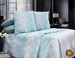 Комплект постельного белья Евро, Бязь (2-х сп.ЕБ0314)