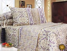 Комплект постельного белья Евро, Бязь (2-х сп.ЕБ0315)