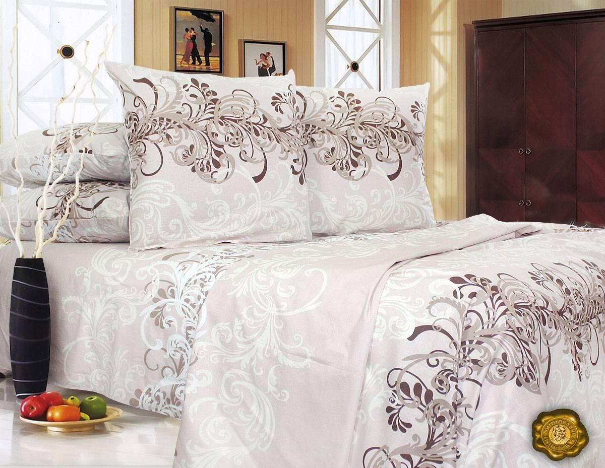 Комплект постельного белья Двуспальный, Бязь (2-х сп.ЕБ0348)