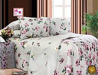Комплект постельного белья Евро, Бязь (2-х сп.ЕБ0350)