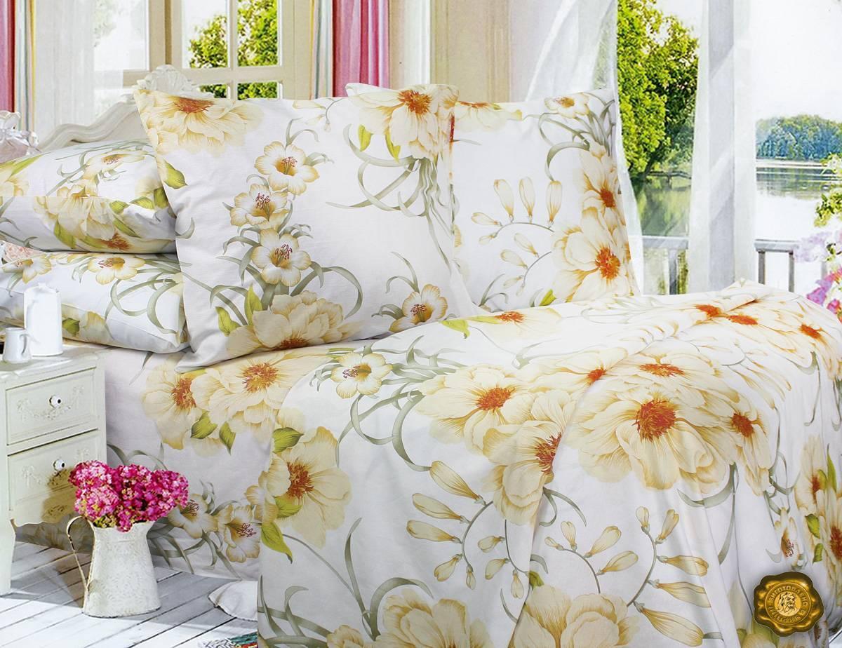 Комплект постельного белья Двуспальный, Бязь (2-х сп.ЕБ0359)