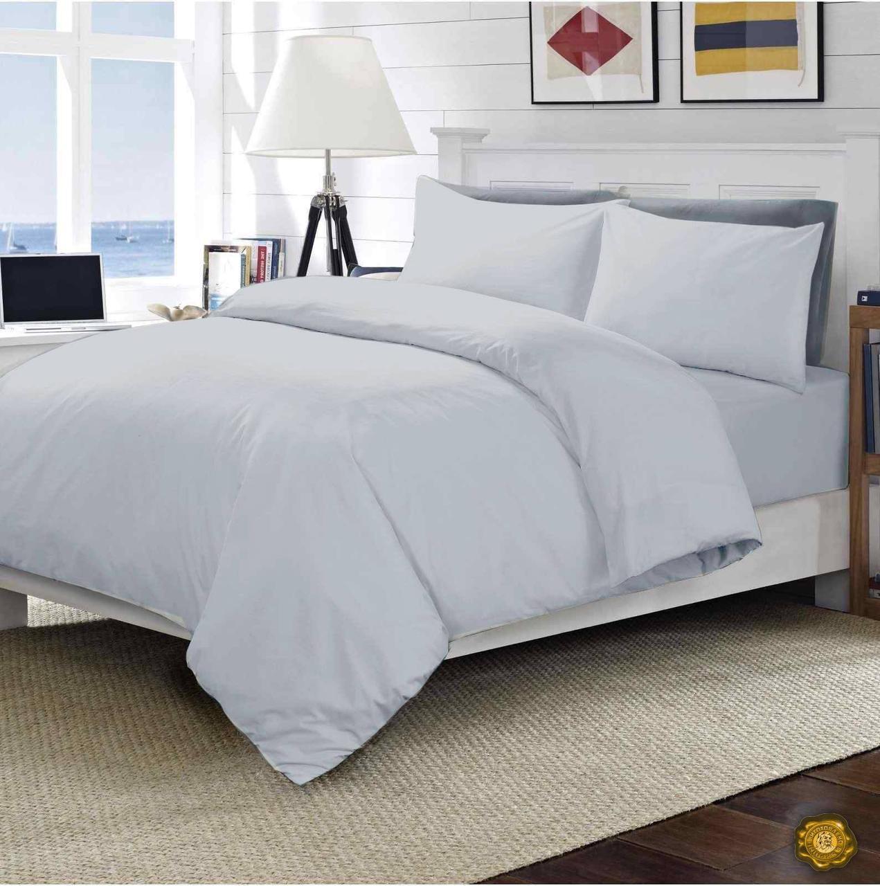 Комплект постельного белья Евро, Микрофибра (2-х сп.ЕМІ0008)