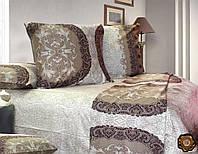 Комплект постельного белья Двуспальный, Сатин (2-х сп.ЕС0095)