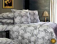 Комплект постельного белья Двуспальный, Сатин (2-х сп.ЕС0139)