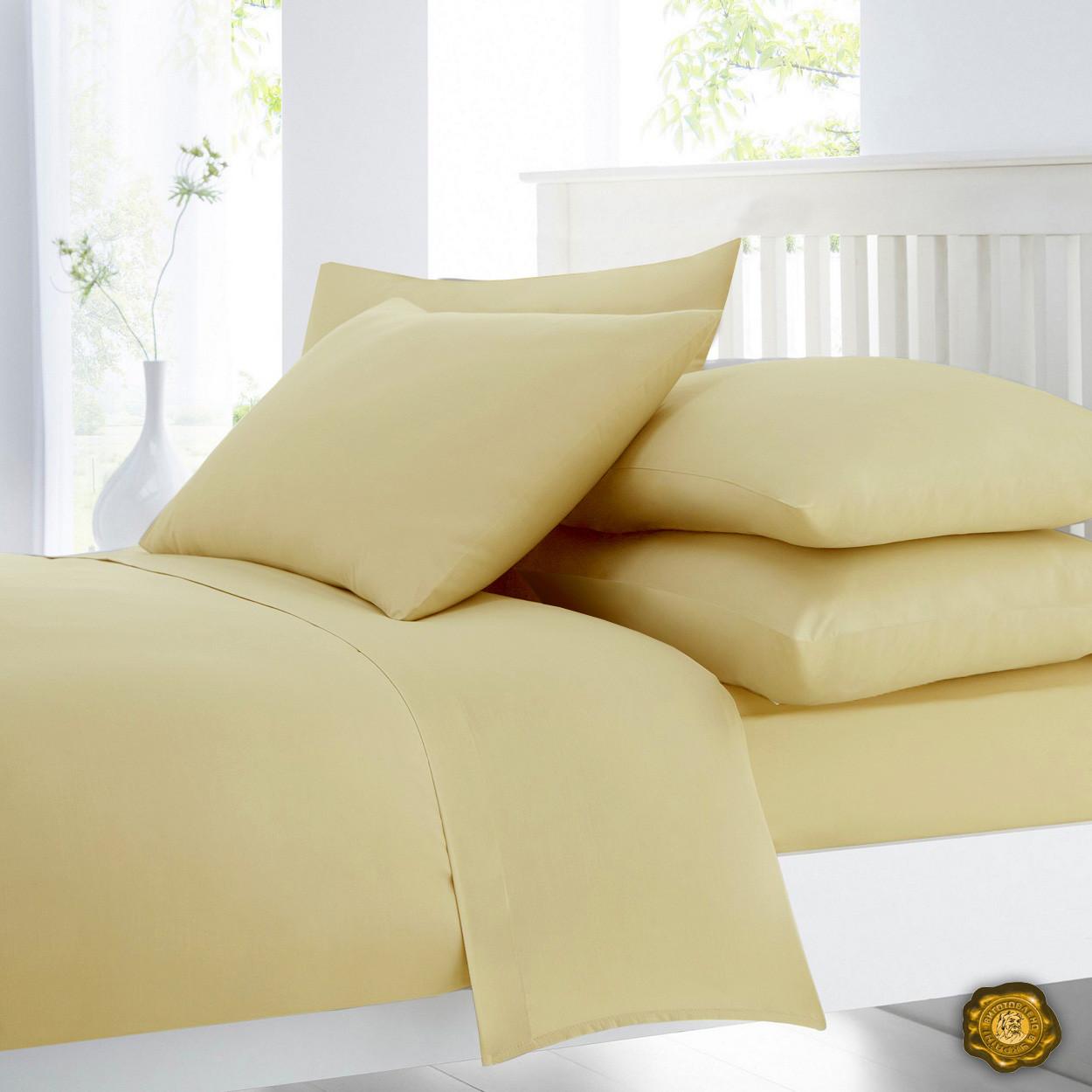 Комплект постельного белья Двуспальный, Сатин (2-х сп.ЕС0140)