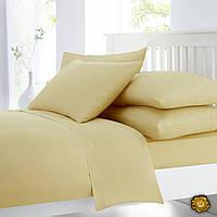 Комплект постельного белья Евро, Сатин (2-х сп.ЕС0140)