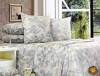 Комплект постельного белья Евро, Сатин (2-х сп.ЕС0146)