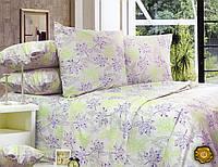 Комплект постельного белья Евро, Бязь-100% хлопок (2-х сп.ЕТ0449)