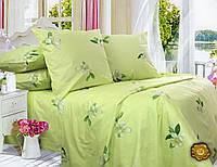 Комплект постельного белья Евро, Бязь-100% хлопок (2-х сп.ЕТ0477)