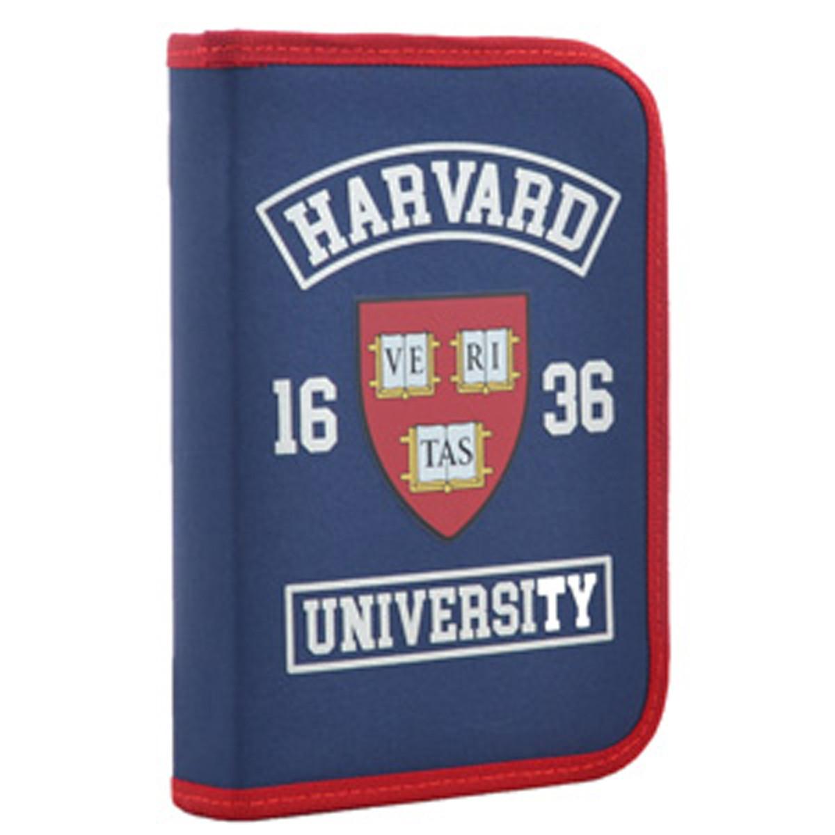 Пенал твердый одинарный без клапана Harvard, 20.5*14*3.2