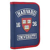 Пенал твердый одинарный без клапана Harvard, 20.5*14*3.2, фото 1