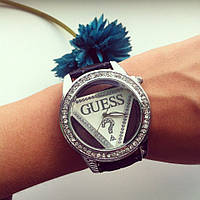 Часы Guess женские с камнями 2218