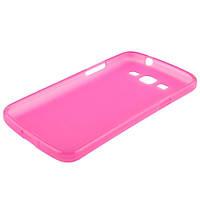 Чехол-бампер для Samsung Galaxy S3 i9300. Розовый.