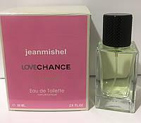 Туалетная вода  для женщин jeanmishel Love Chance Eau fraiche 60ml оптом