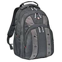"Рюкзак для ноутбука Wenger Upload 16"" Black-Grey (604431)"