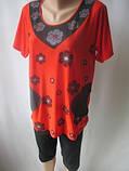 Яркие женские костюмы с бриджами., фото 4