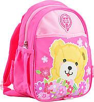 Рюкзак детский j097, 27*21*10.5, розовый, фото 1
