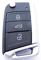 Корпус выкидного ключа для Volkswagen Golf 7