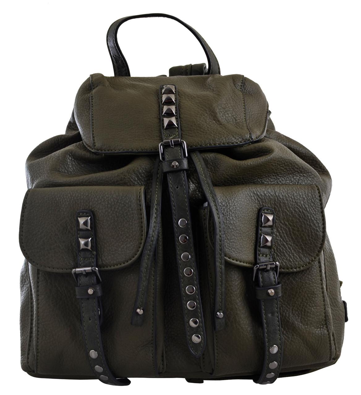Рюкзак женский YW-13, хаки