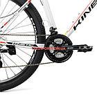 """Горный велосипед Kinetic Storm 27.5 дюймов 17"""" белый, фото 5"""
