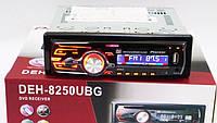 Автомагнитола 1DIN DVD-8250 | Автомобильная магнитола | RGB панель + пульт управления