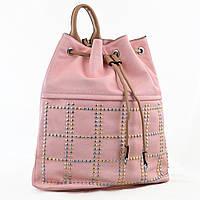 Рюкзак молодёжный YW-26, 29*35*12, розовый, фото 1