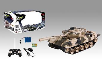 Танк акум.на р/у HB-TK06/07/08 , 2 види, в кор. 28,5*17*16см