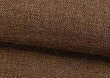 Римская штора Лен-лайт шоколадный коричневый, фото 3