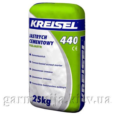 Стяжка для пола Kreisel 440, 25 кг