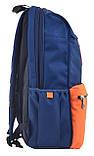 Рюкзак молодежный OX 282, 45*30.5*15, темно-синий, фото 2