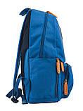 Рюкзак молодежный OX 342, 45*29*14, синий, фото 2