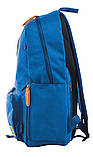 Рюкзак молодежный OX 342, 45*29*14, синий, фото 3