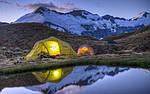Как правильно выбрать палатку в поход